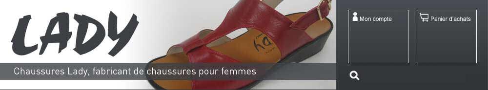 chaussures lady : fabricant de chaussures pour femmes