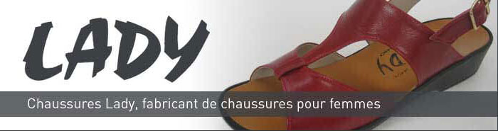 Chaussures Lady