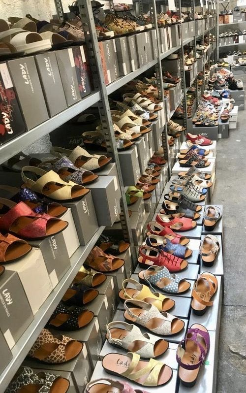 Notre magasin d'usine : Des chaussures de qualité 100% françaises