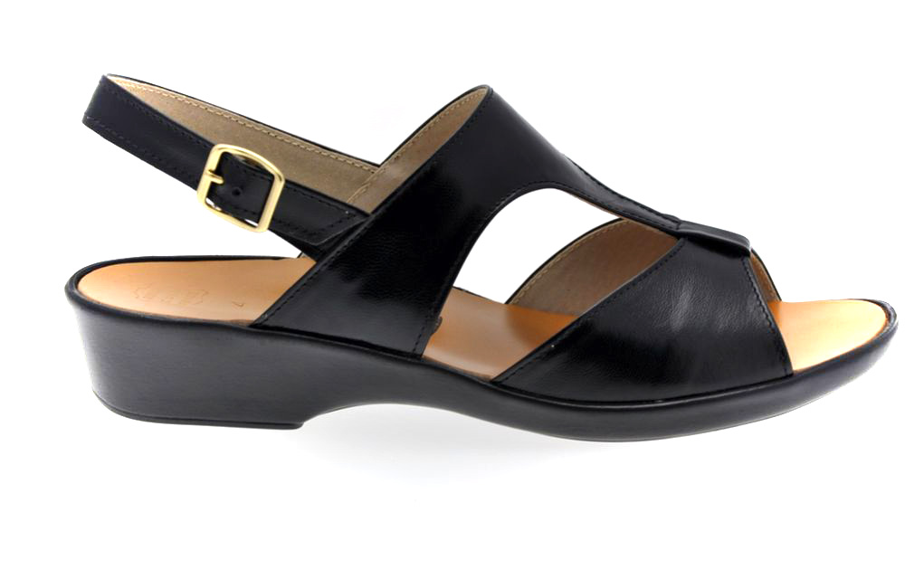 solbride sandale en cuir tannage v g tal chaussures femme chaussures enti rement en cuir. Black Bedroom Furniture Sets. Home Design Ideas