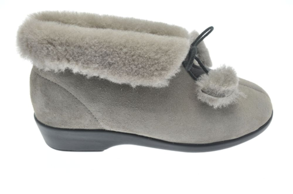 chausson fr mir confort chaussures femme pantoufle. Black Bedroom Furniture Sets. Home Design Ideas