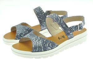 Manu sandale en cuir