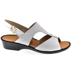Acheter Solbride nu-pied Blanc au meilleur prix