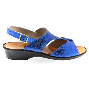 Acheter Solbride nu-pied Mosa Bleu au meilleur prix