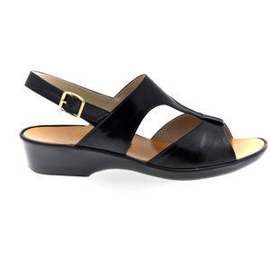 Acheter Solbride nu-pied Noir au meilleur prix