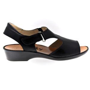 Acheter Axane nu-pied Noir au meilleur prix