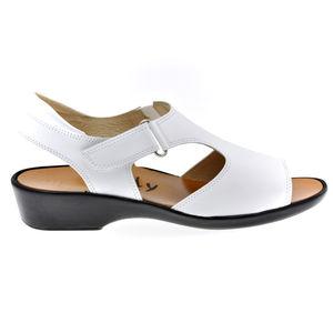 Acheter Axane nu-pied Blanc au meilleur prix