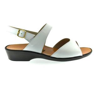 Acheter Tess nu-pied Blanc au meilleur prix