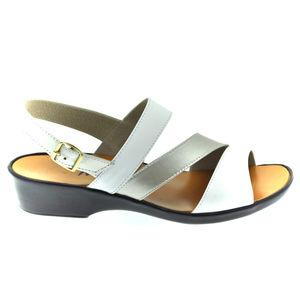 Acheter Sasha nu-pied Blanc/nacré au meilleur prix