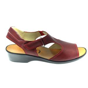 Acheter Axane nu-pied Rouge Saco au meilleur prix