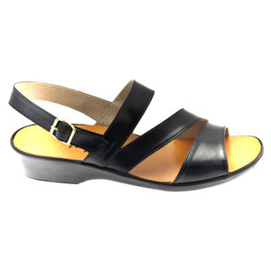 Acheter Sasha nu-pied Noir au meilleur prix