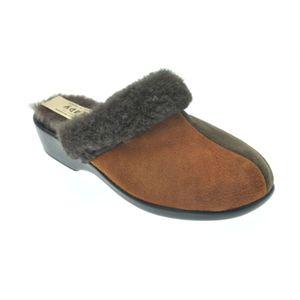 Acheter Milou pantoufle Terracotta/castor au meilleur prix
