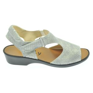 Acheter Axane nu-pied Jazz gris au meilleur prix