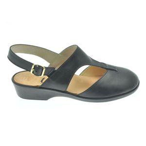 Acheter Ninou sandale à bout fermé Noir au meilleur prix