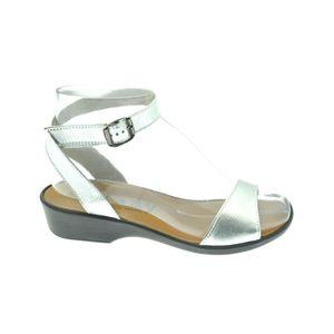 Acheter Cynthia sandale attachée autour de la cheville Argent au meilleur prix