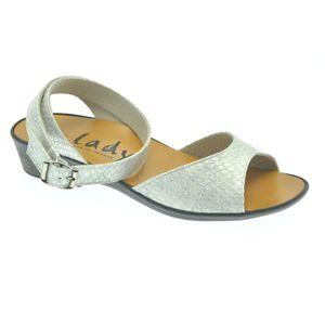 Acheter Estelle sandale attachée autour de la cheville Jazz gris au meilleur prix