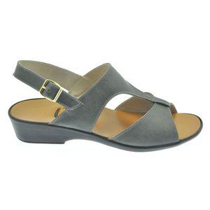 Acheter Solbride nu-pied HV gris au meilleur prix