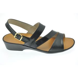 Acheter Sasha nu-pied Noir/vernis noir au meilleur prix