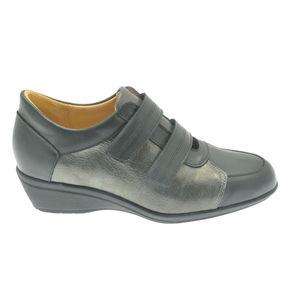 Acheter Florine chaussures à scratch avec semelle amovible gris mordoré N au meilleur prix
