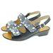 Acheter Dany sandale réglable par velcro Soft marine/Marine au meilleur prix