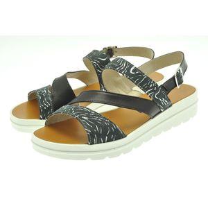 Acheter Petra sandale 3 bandes Vag noir/noir au meilleur prix
